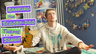 Ranking the Scooby-Doo Theme Songs!