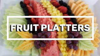 Fruit Platter Ideas