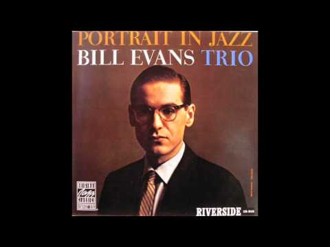 Bill Evans – Portrait in Jazz (1960 Album)