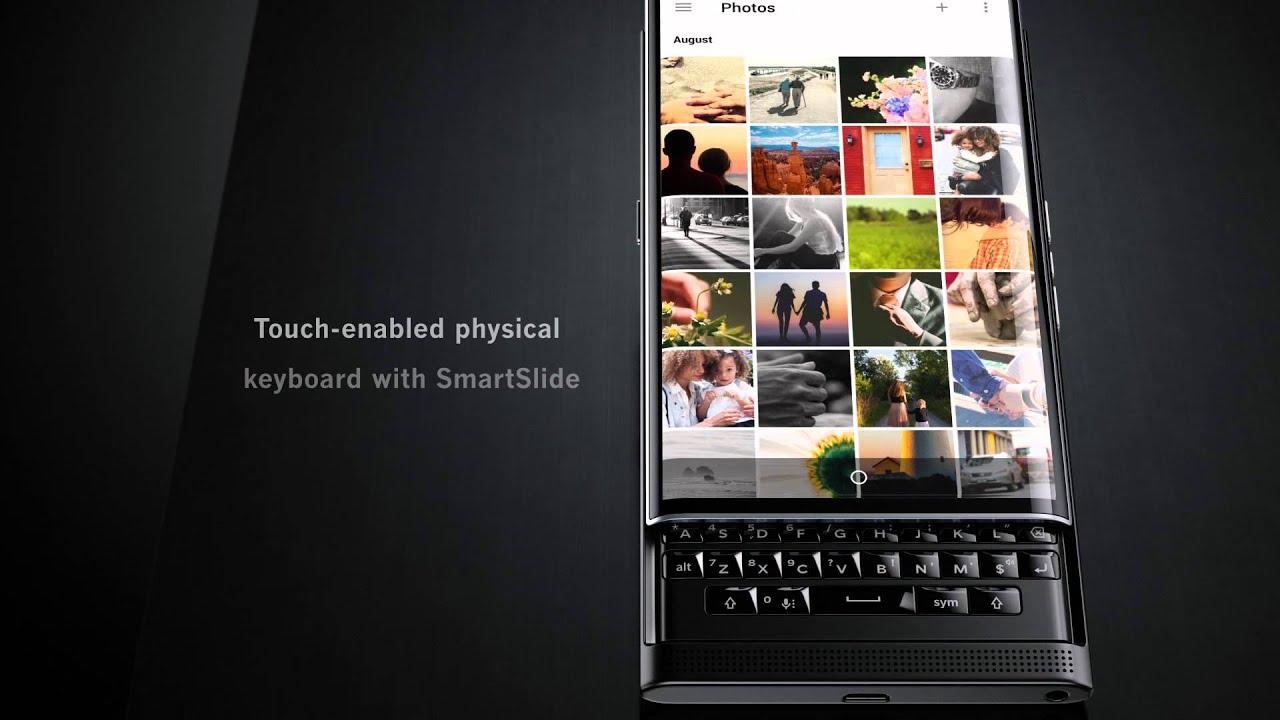 BlackBerry Priv: самое ожидаемое возвращение года
