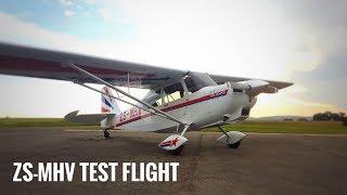 Super Decathlon Test Flight | Rand Airport | Kholo.pk