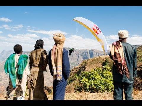 Paragliding | SEARCH Projects : Ethiopian Rhapsody