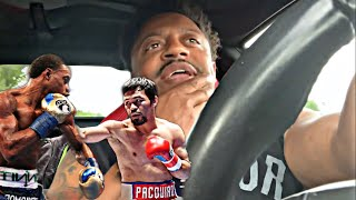 Why Is Manny Pacquiao DUCKING Errol Spence???