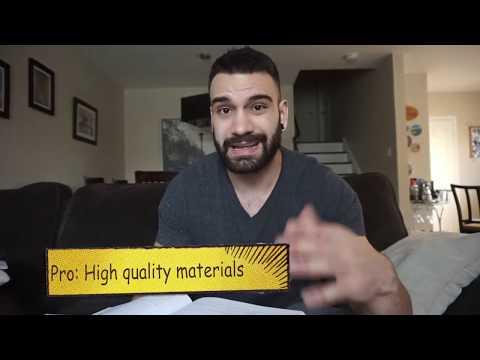 Jon Mango's Level 1 Nutrition Certification Review - YouTube