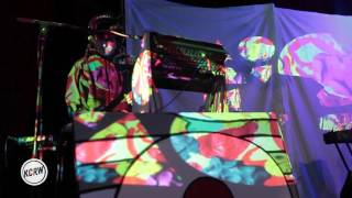 "Animal Collective performing ""Golden Gal"" Live on KCRW"