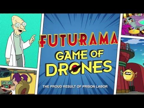 FUTURAMA: Game of Drones - Join the fun today!