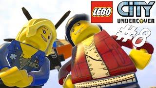 STJÆLER BRAND BÅD OG KÆRESTER! - LEGO City Undercover Dansk Ep 8 [PS4 Pro]