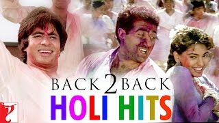Holi Hits #Back2Back - Holi 2019 Special | होली सॉन्ग्स