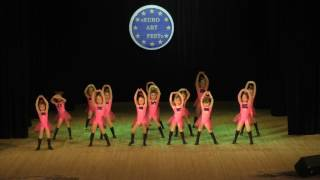"Choreography by  Елена Корсун.""Вспышки"" - Single Ladies"