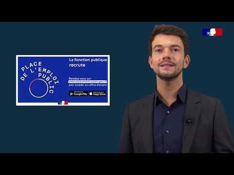 Video Prospecter sur le marché de l'emploi public