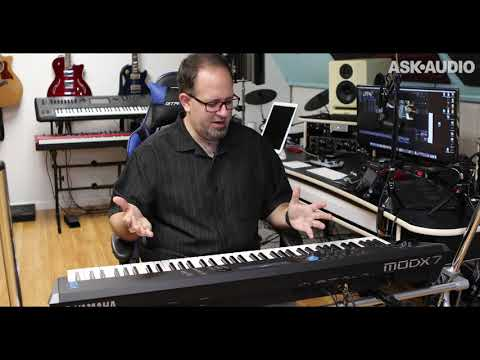 Yamaha MODX Synthesizer Review