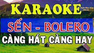 karaoke-lien-khuc-karaoke-sen-bolero-tru-tinh-cuc-hay-nhac-song-karaoke