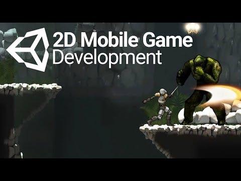 Unity Authorized Course: 2D Mobile Game Development