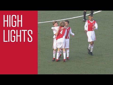 Highlights Ajax O13-2 - Kampong O13