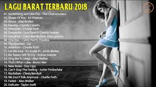 Gambar cover LAGU BARAT TERBARU 2018 | Lebih Update Kumpulan Musik Terpopuler