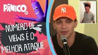 Júlio Cocielo fala sobre mudança de público e guerra contra o youtube