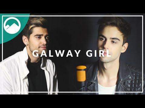 Ed Sheeran - Galway Girl [Cover ft. Rajiv Dhall] (видео)