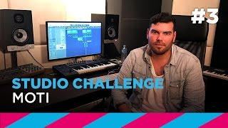 Check out the 1 hour studio challenge I did for SLAM tb