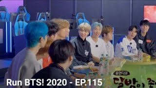 [ENG SUB] Run BTS! 2020 - EP.115 full