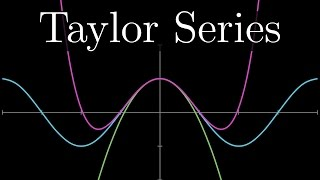 Taylor polynomials are an incredibly powerful for approximations, and Taylor series can give new ways to express functions.Early access to future series: https://patreon.com/3blue1brownFull playlist: http://3b1b.co/calculusSpecial thanks to the following patrons: http://3b1b.co/eoc10-thanks------------------3blue1brown is a channel about animating math, in all senses of the word animate.  And you know the drill with YouTube, if you want to stay posted about new videos, subscribe, and click the bell to receive notifications (if you're into that).If you are new to this channel and want to see more, a good place to start is this playlist: http://3b1b.co/recommendedVarious social media stuffs:Website: https://www.3blue1brown.comTwitter: https://twitter.com/3Blue1BrownPatreon: https://patreon.com/3blue1brownFacebook: https://www.facebook.com/3blue1brownReddit: https://www.reddit.com/r/3Blue1Brown