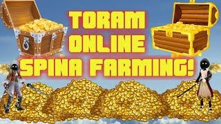 TORAM ONLINE - GET RICH! (SPINA FARMING) (P3ZRAY)
