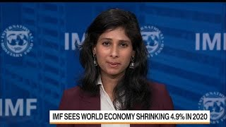 Why the IMF Is Predicting an Even Deeper Global Recession
