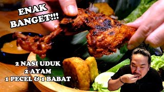 Download Video NASI UDUK + AYAM BAKAR DISINI LUAR BIASA ENAK!! MURAH LAGI! MP3 3GP MP4