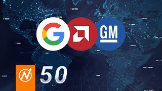 Market News #50. Google to launch Stadia. AMD partners with Google. GM to invest $2.7bn