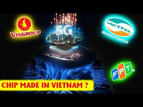Viettel, Vingroup, FPT Tiên Phong Đưa Việt Nam Làm Chủ Việc Sản Xuất Chip, Thiết Bị 5G, IoT