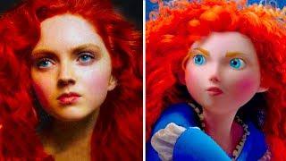 5 НЕИЗВЕСТНЫХ диснеевских принцесс