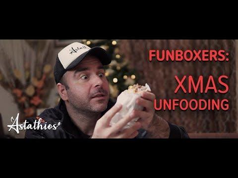 Funboxers: XMAS UNFOODING από την Astathios Team (CREPArody)