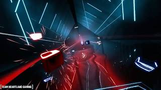 Beat Saber Custom Map - Rugs From Me to You by Owl City - All Difficulties - Expert+ Gameplay