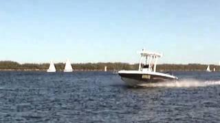 TruLine boats Australia Water test