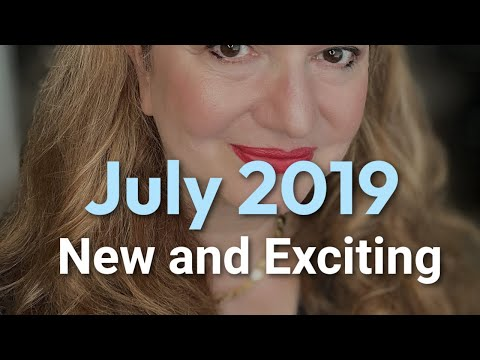 What's new and Exciting | July 2019