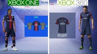 FIFA 19 | Xbox One VS Xbox 360 | Graphics Comparison