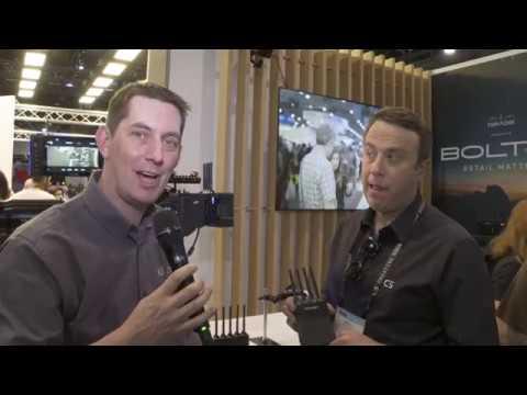 Teradek Unveils the Industrys First Zero-Delay 4K Wireless Video
