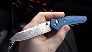 A Benchmade 940 Americans Can't Have? The 940-1801 Odin Heim
