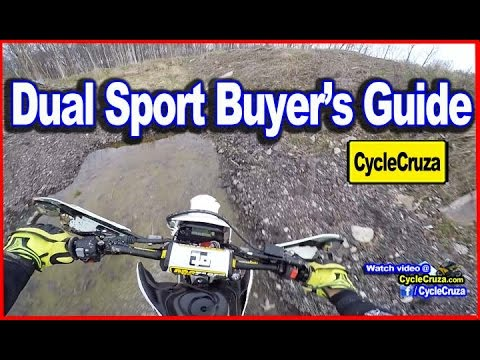 Dual Sport Motorcycle Buyers Guide | MotoVlog