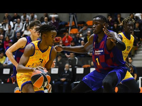EB ANGT Valencia: Day 2 Highlights