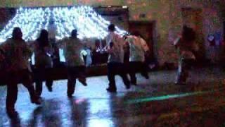 Новый год 2009 в Мариче
