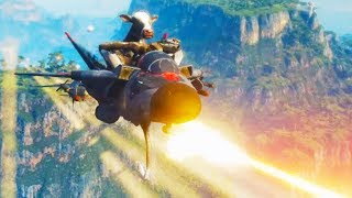 These Minitature Toy Vehicles Of Destruction Are Amazing in Just Cause 4