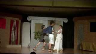 Eylül Ateşi Tiyatro Kulübü - Dün Gece Yolda Giderken Çok Komik Bir Şey Oldu 2