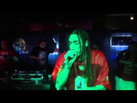 Psycho-So-Matic Of Rugged Recordz LIVE IN MARKHAM at The We All Gonna Eat Benefit