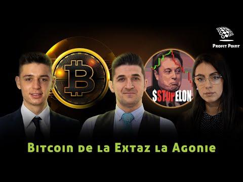 Bitcoin - De la Extaz la Agonie - Educatie FInanciara pentru Investitii si Venituri Pasive in 2021