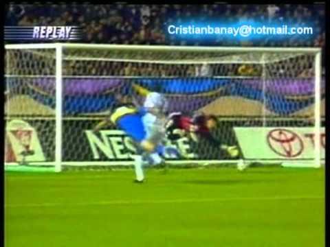 Boca 2- Real Madrid 1