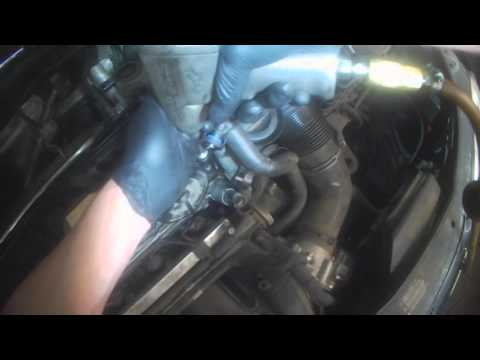Фото к видео: VW A5 - 2.5L (BGP) Valve Cover removal