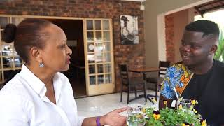 Rwandan Owns The Best African Restaurant In Pretoria(South Africa)!