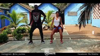 MO DIAKITE: MHD   Bébé Feat. Dadju (African Style, Zumba® Fitness Choreography)