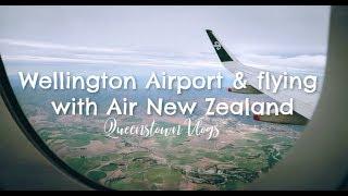 Wellington International Airport, Wellington