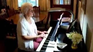Shirley Wilson Piano September, 2007